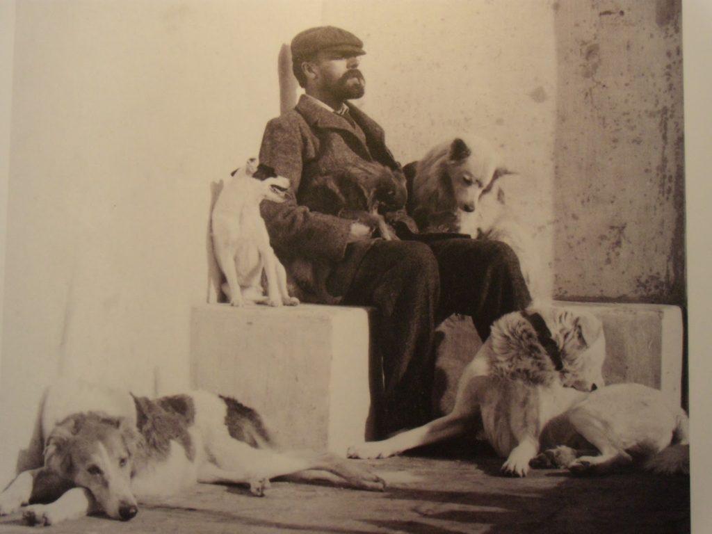 Axel Munthe djurvännen på Capri