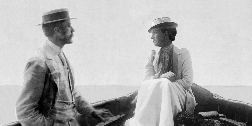 Drottning Victoria umgicks med Axel Munthe under många år på främst Capri som båda älskade.