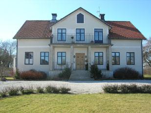 Tjauls Gårds mangårdsbyggnad, Lummelunda, Gotland