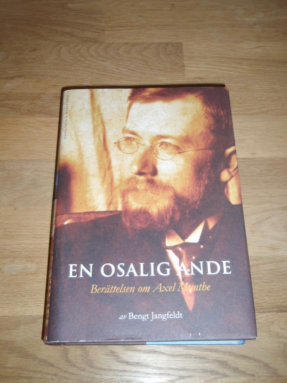 En osalig ande av Bengt Jangfeldt